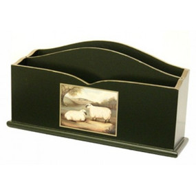Lady Clare Letter Rack Naive Animals