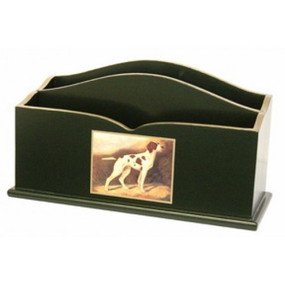 Lady Clare Letter Rack Sporting Dogs