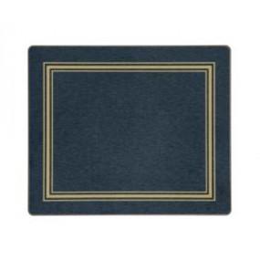 Tablemats Blue Melamine