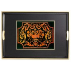 Tray Marquetry