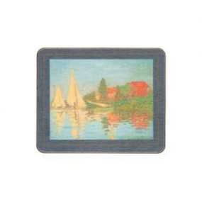 Lady Clare Coasters French Impressionists