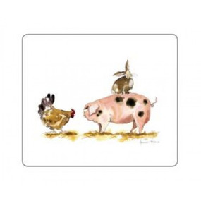 Tablemats Pigs