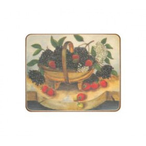Lady Clare Coasters Summer Fruits