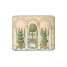 Lady Clare Coasters Topiary