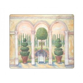 Tablemats Topiary