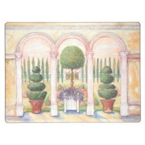 Small Placemats Topiary - (IN STOCK AVAILABILITY)