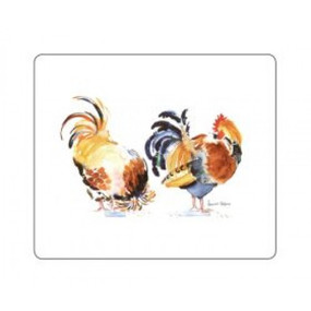 Lady Clare Coasters Chicken Group