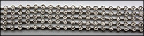 Diamond Tennis Bracelet, 3.76ct Diamond, 18kt White Gold