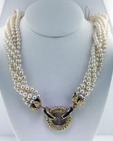 Diamond .75ct Necklace 14k Yellow Gold