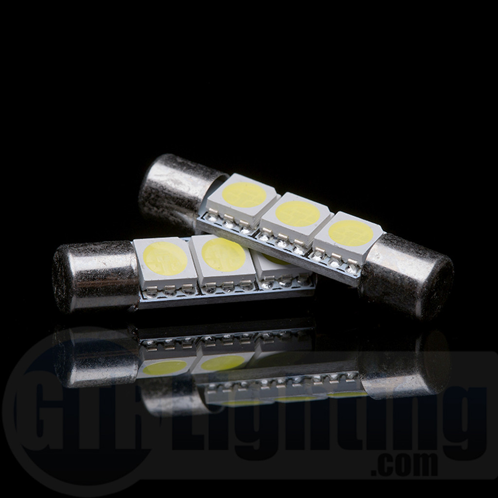 VANITY LIGHTS - 2003 - 2009 Nissan 350z LED Bulb Upgrade Kit