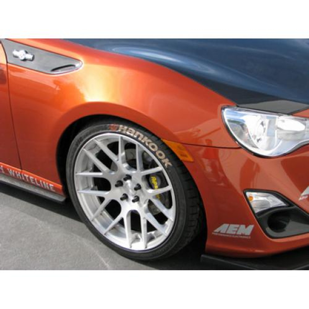 APR Performance Scion FR-S Carbon Fiber Fender Insert 2013-up