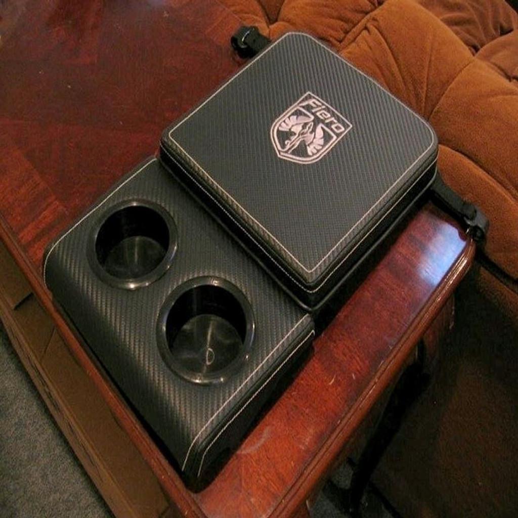 Pontiac Fiero Custom Center Console Cup Holder