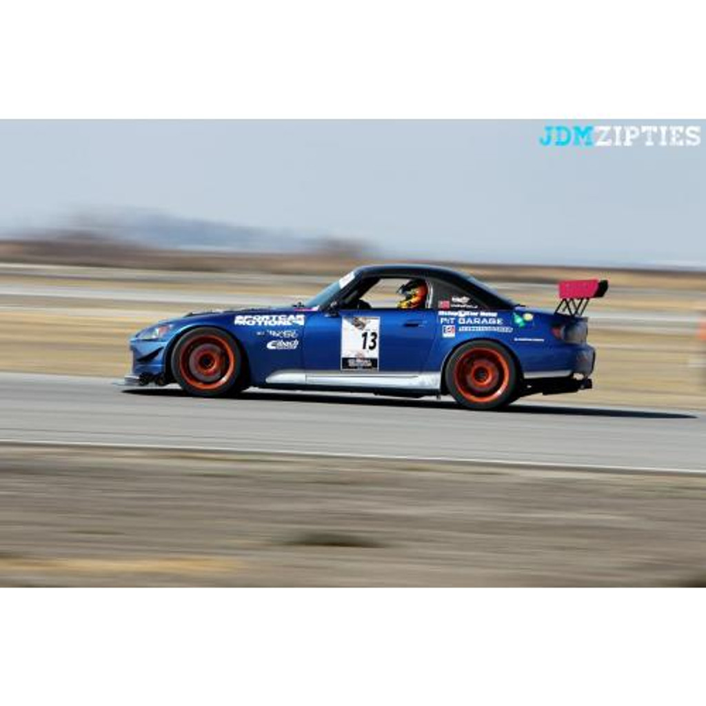 "Honda S2000 GT-250 Adjustable Wing 61"" 2000-Up"