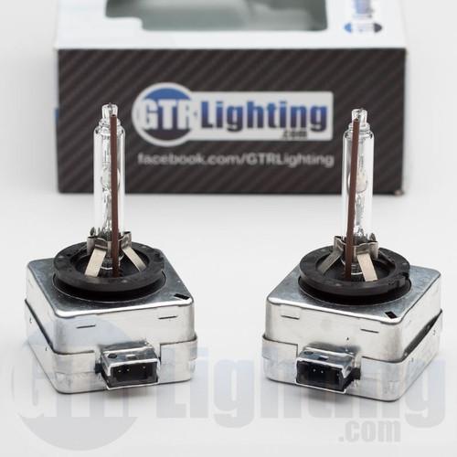 GTR Lighting D3C OEM Style HID Bulbs (Replaces D3S D3R)