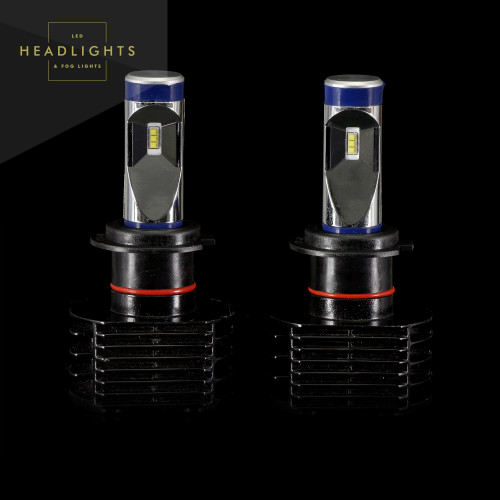 GTR Lighting Ultra Series LED Headlight Bulbs - H7 - 3rd Generation