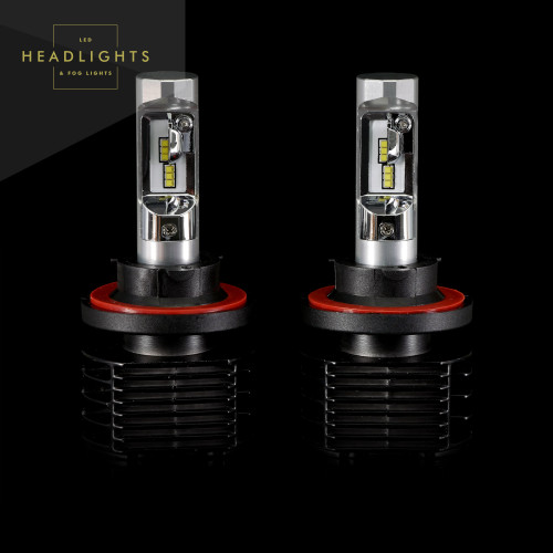 GTR Lighting Ultra Series LED Headlight Bulbs - H13 / 9008 - 3rd Generation