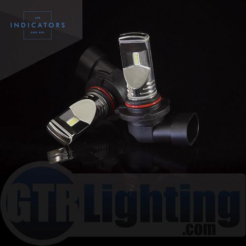 GTR Lighting Fog / DRL Ultra Series 9006 / HB4 LED Bulbs
