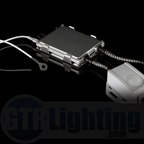 GTR Lighting 35w Smart PWM Slim Dual Beam HID Conversion Kit - 5th Generation