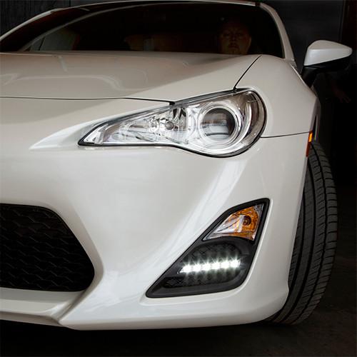 Auer Automotive 2013-2016 SCION FRS LED Daytime Running Light Kit