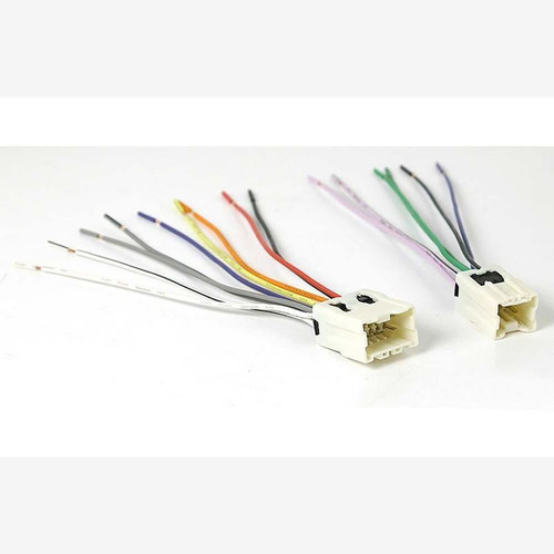 Metra Nissan 350z CD DVD Player Wire Harness Adapter Kit