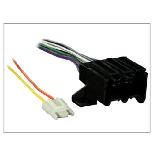 Metra Pontiac Fiero CD Player Wiring Adapter Kit