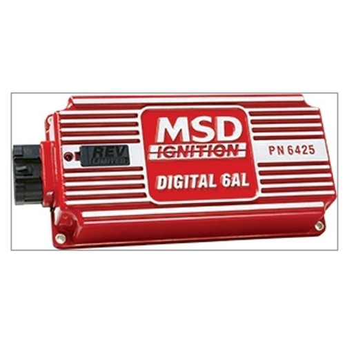 MSD MSD 6AL Ignition Control Unit with Rev-Limiter