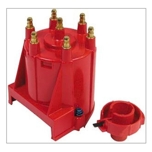 MSD Pontiac Fiero 2.8L V6 MSD Distributor Cap and Rotor