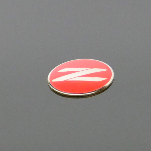 BTR Z32 Nissan 300zx Red Z Logo for Non-Airbag Steering Wheel