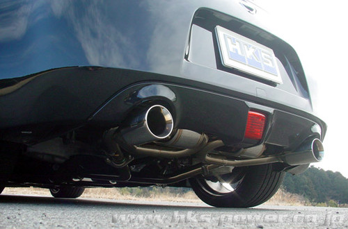 HKS Super Sound Master Exhaust for 08-16 Nissan 370z