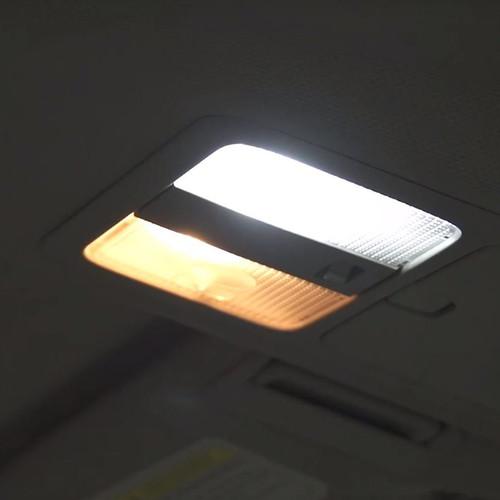 SUPER BRIGHT DOME LIGHT - 2003 - 2009 Nissan 350z LED Bulb Upgrade Kit
