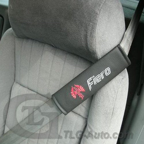 Pontiac Fiero Seatbelt Shoulder Pads