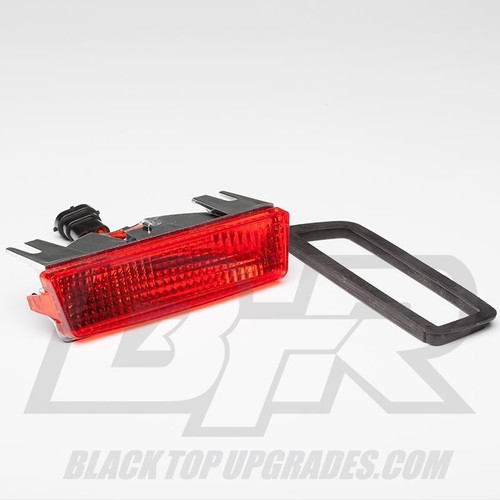 BTR Pontiac Fiero Reproduction Third Brake Light Housing