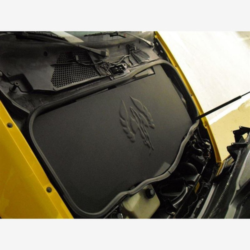 Pontiac Fiero Front Storage Cover With Logo