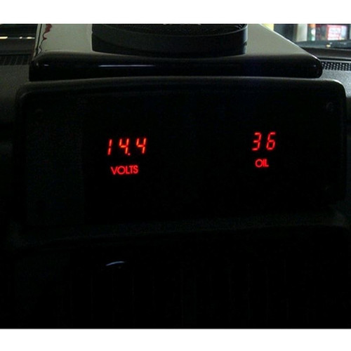 Pontiac Fiero Digital Dash Kit