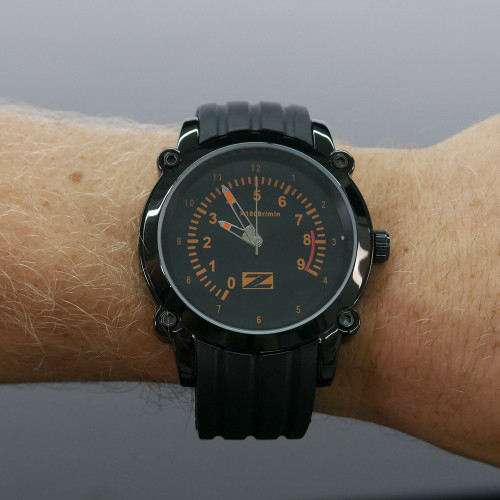 BTR Nissan 350z Inspired Men's Watch - Tachometer Look