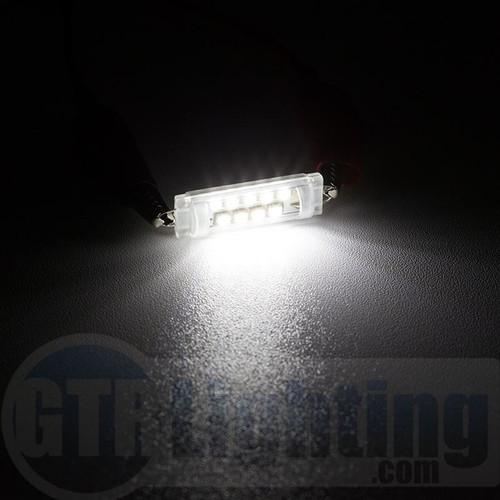 LVL 1 LED TRUNK LIGHT BULB - 1984 - 1988 Pontiac Fiero LED Light Upgrade