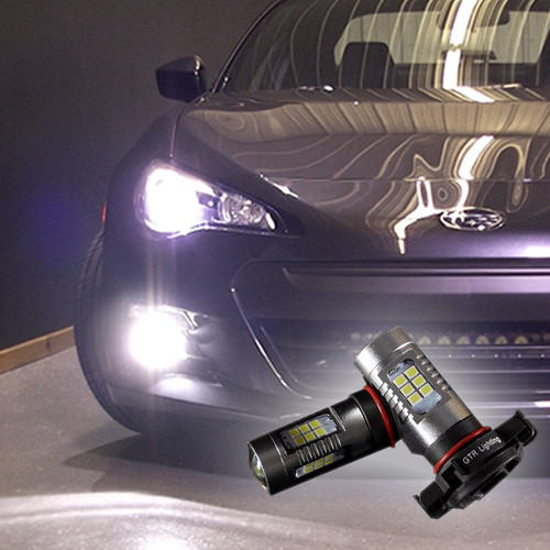 LVL 1 LED FOG LIGHT BULBS - 2012 - 2016 BRZ FR-S LED Bulbs Upgrade Kit