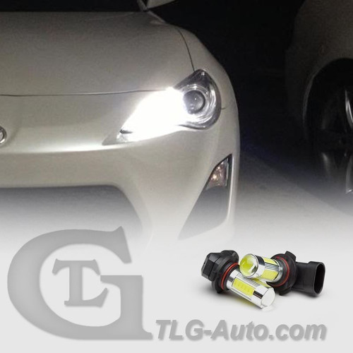 LVL 1 LED DRL LIGHT BULBS - 2012 - 2016 Scion FR-S LED Bulbs Upgrade Kit