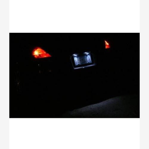 LICENSE PLATE LIGHT BULBS - 2003 - 2009 Nissan 350z LED Bulb Upgrade Kit