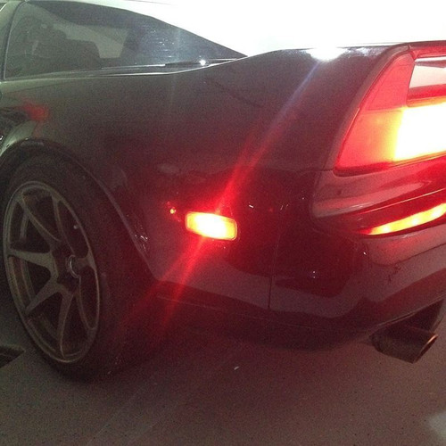 LED REAR SIDE MARKERS - 1991 - 2005 Acura NSX LED Bulb Upgrade Kit