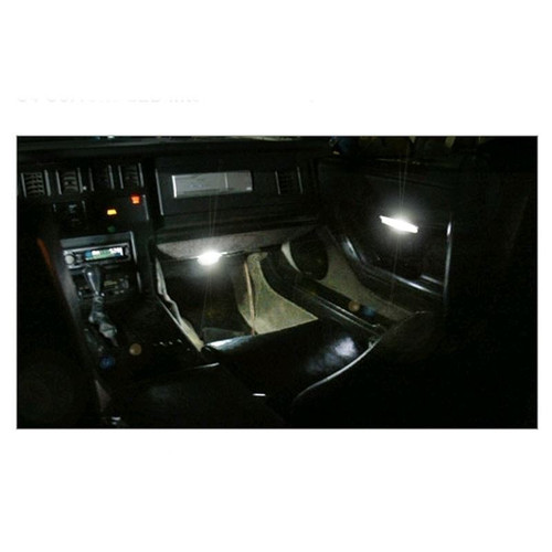 LED INTERIOR LIGHT KIT - C4 Chevrolet Corvette LED Bulb Upgrade Kit