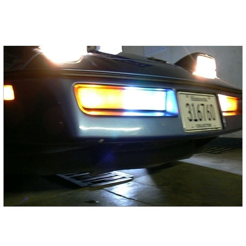 LED FOG LIGHT BULBS - C4 Chevrolet Corvette LED Bulb Upgrade Kit