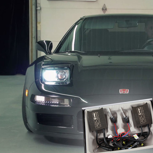 HID KIT LOW BEAM - 1991 - 2001 Acura NSX Headlight Upgrade Kit