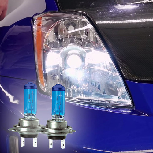 HALOGEN LOW BEAM - 2003 - 2005 Nissan 350z Headlight Upgrade Kit
