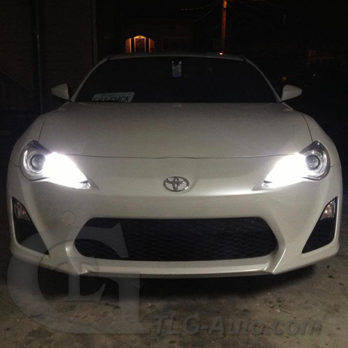 Black Top Racing FR-S LED DRL Upgrade Level 2