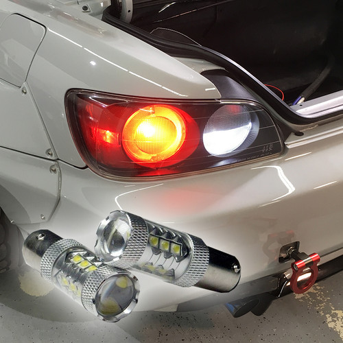 LED Rear Turn Signal Bulbs - 2001 Honda S2000 LED Upgrade Kit