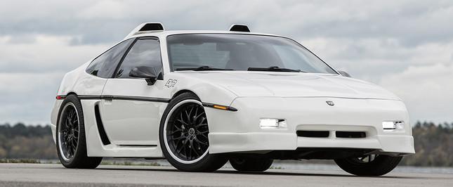 Driver Profile: Pontiac Fiero GT