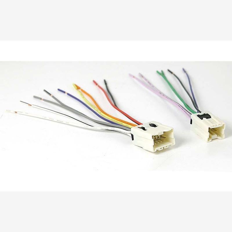 black_top_racing_metra_cd_dvd_harness__60683.1491346905?c=2 metra nissan 350z cd dvd player wire harness adapter kit black metra nissan wire harness at gsmx.co