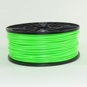 ABS 3mm filament, Fluorescent Green