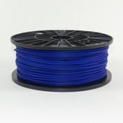 PLA filament, 3mm, dark blue color
